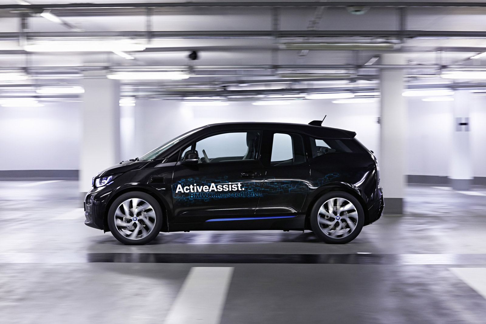 Wonderful BMW To Present SelfParking Technology At 2015 CES