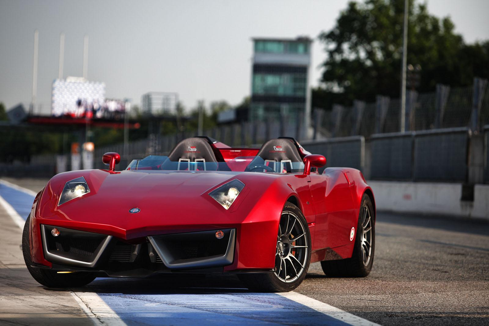 Spada Codatronca Monza New Gallery Video