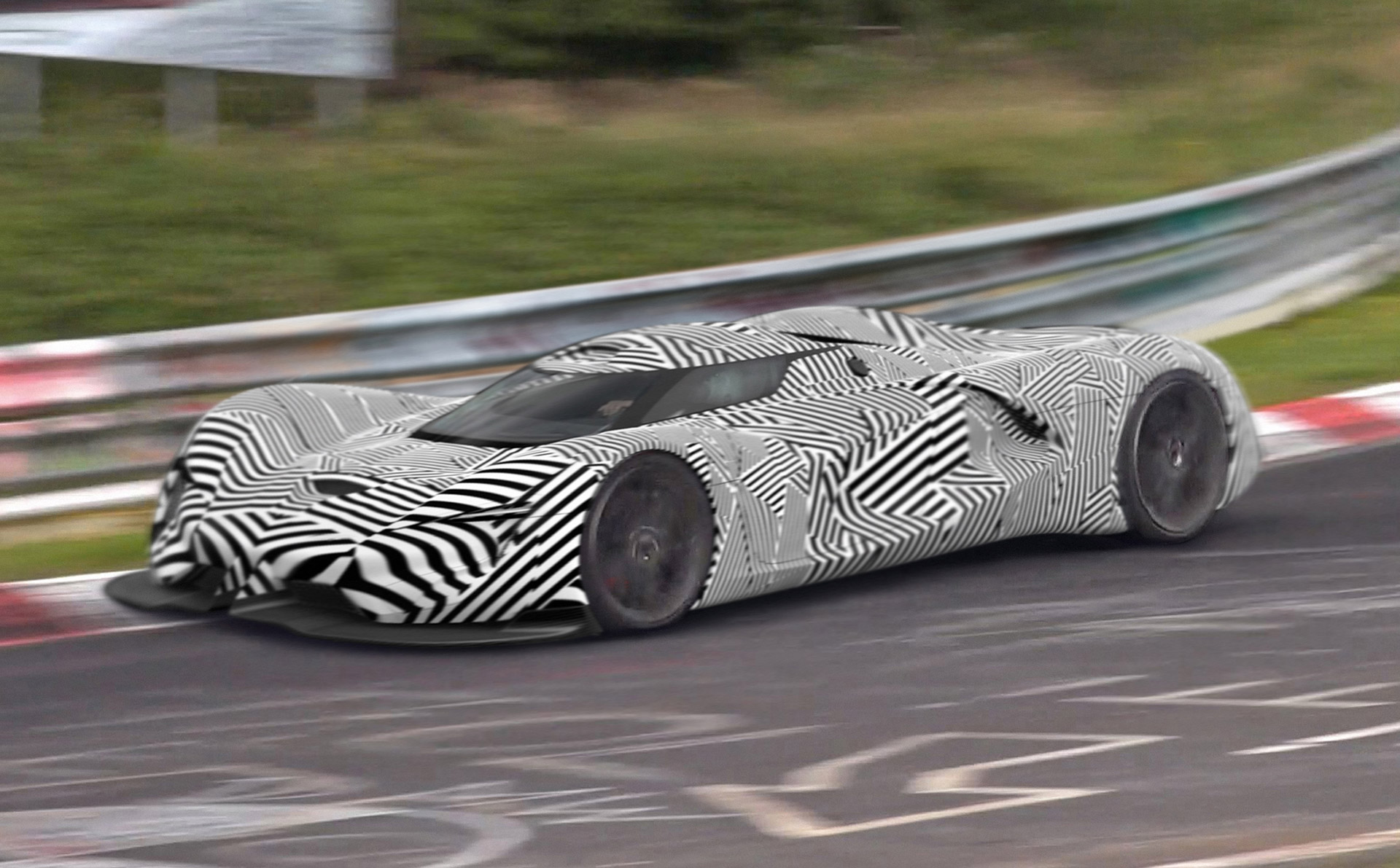 SRT Tomahawk Vision Gran Turismo Teased Again Ahead Of Today's Debut ...