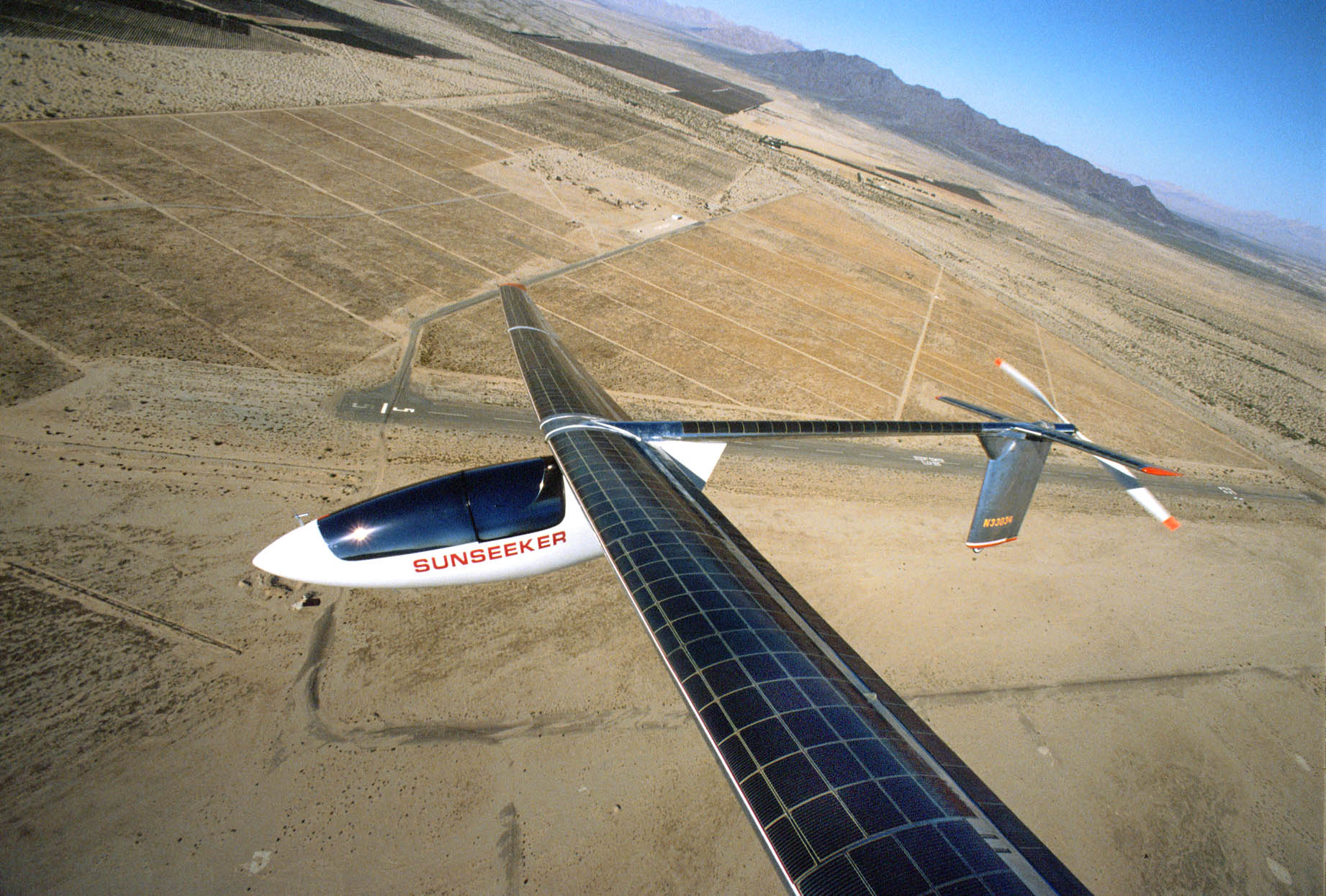 Next Kind Of Electric Transport Solar Electric Aircraft