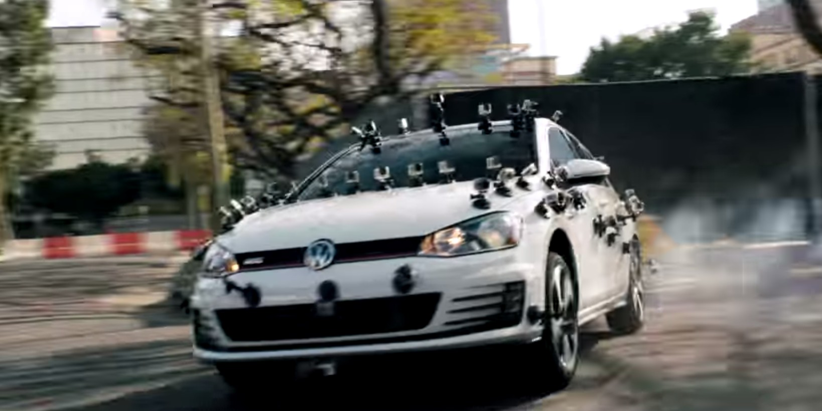 Choose Your Own Vw Gti Adventure With Tanner Foust Amp Gopro Video