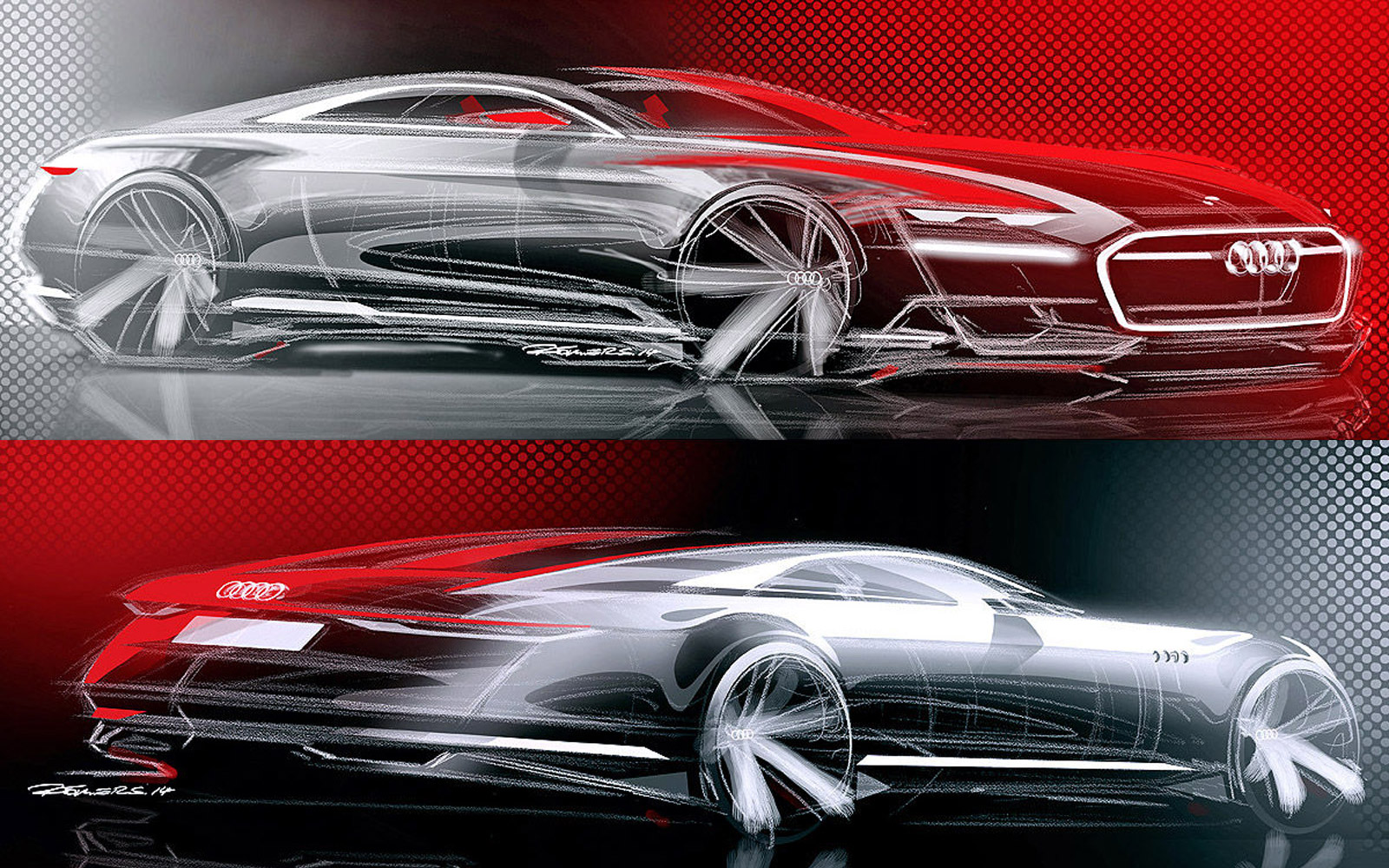Audi Prologue Concept Teased In New Sketches, Could ...