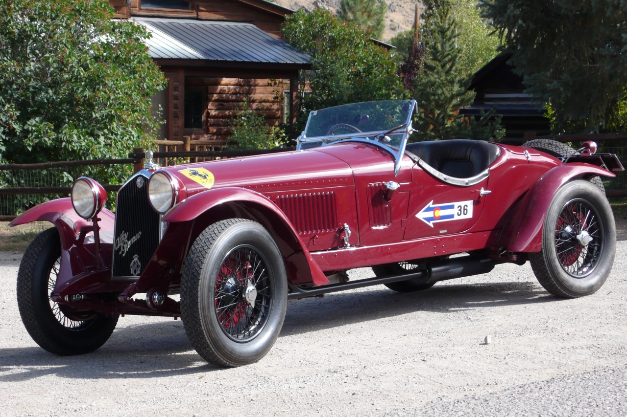 Argentinean Duo Wins 2012 Mille Miglia