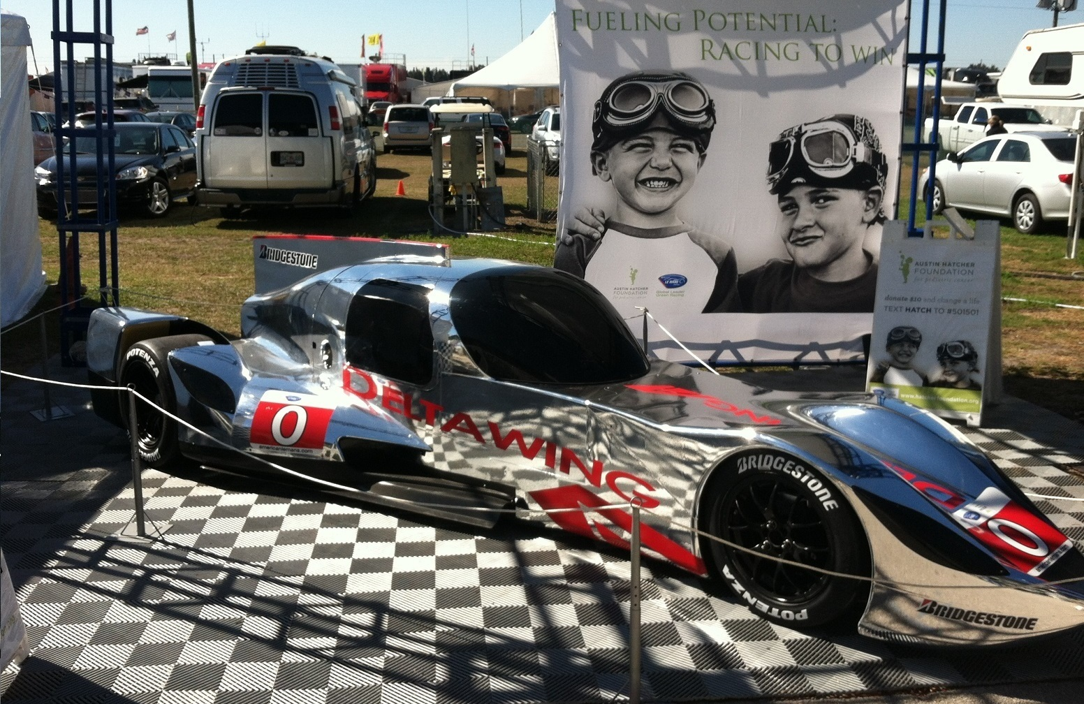 Deltawing coupe unveiled at sebring Wing motors automobiles