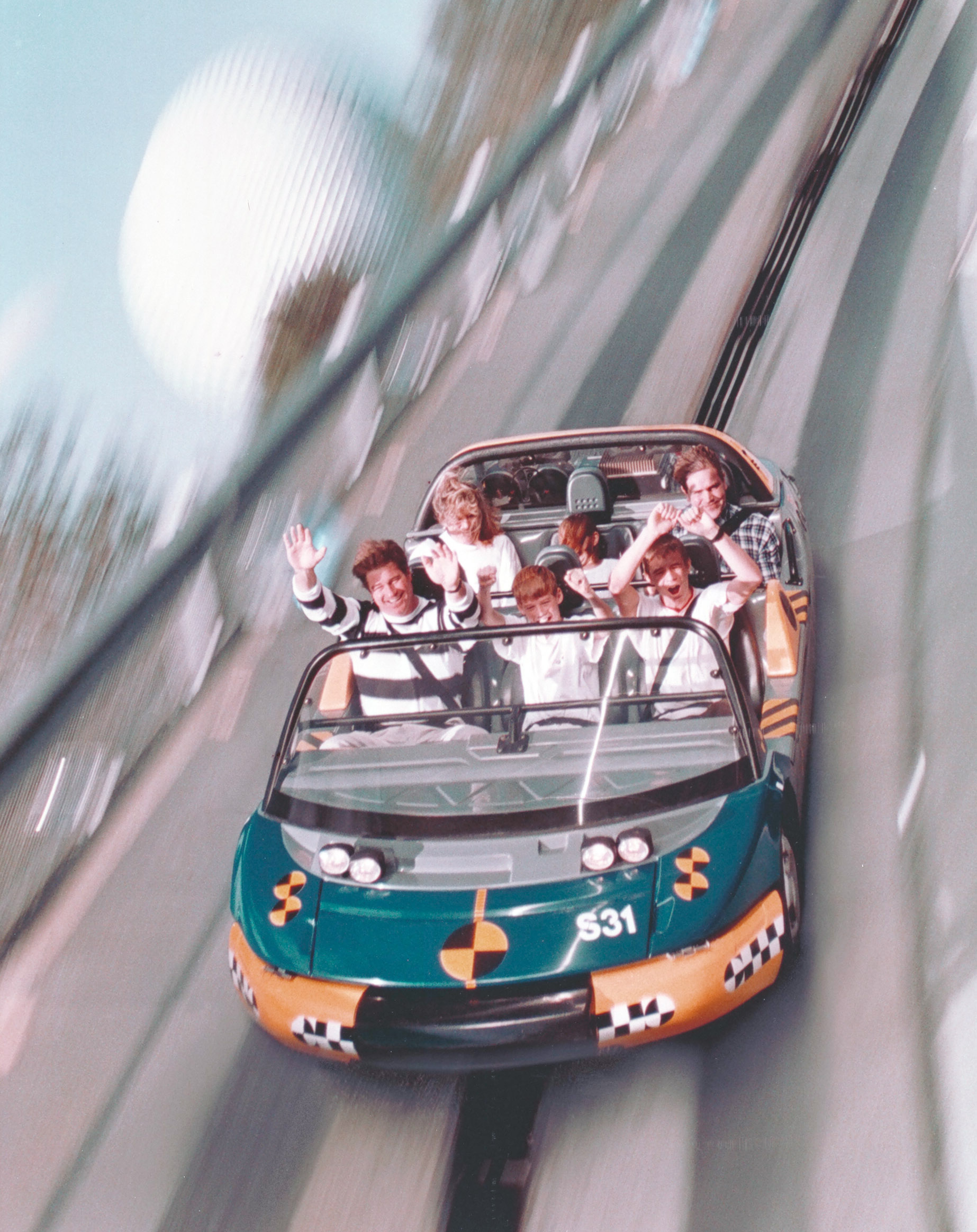Vacation Alert Gm To Revamp Disney World Test Track Ride