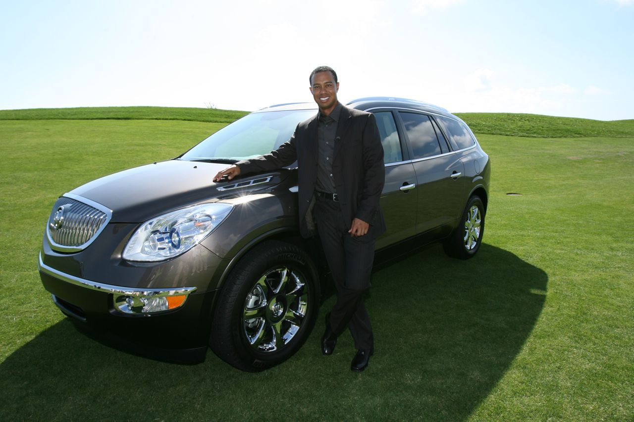 Tiger Woods and GM Conclude Endorsement Deal