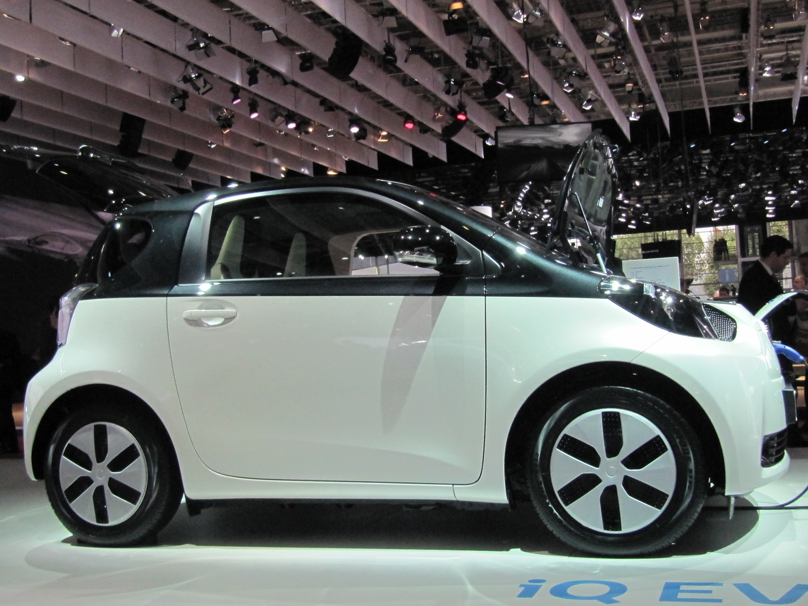 Toyota Iq Ev The Electric Car You Ll Never See Live Photos