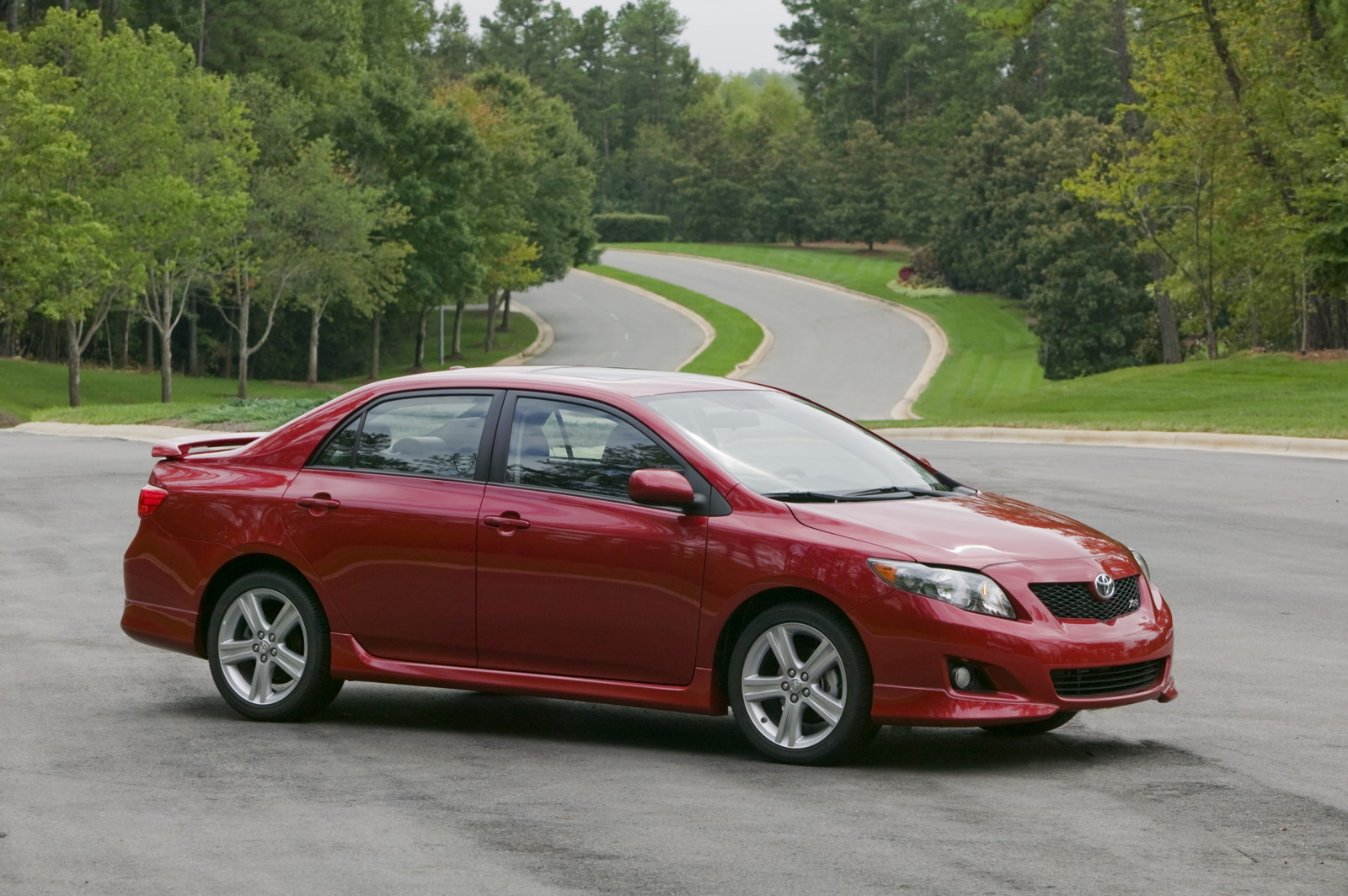2010 toyota corolla review ratings specs prices and photos the car connection. Black Bedroom Furniture Sets. Home Design Ideas