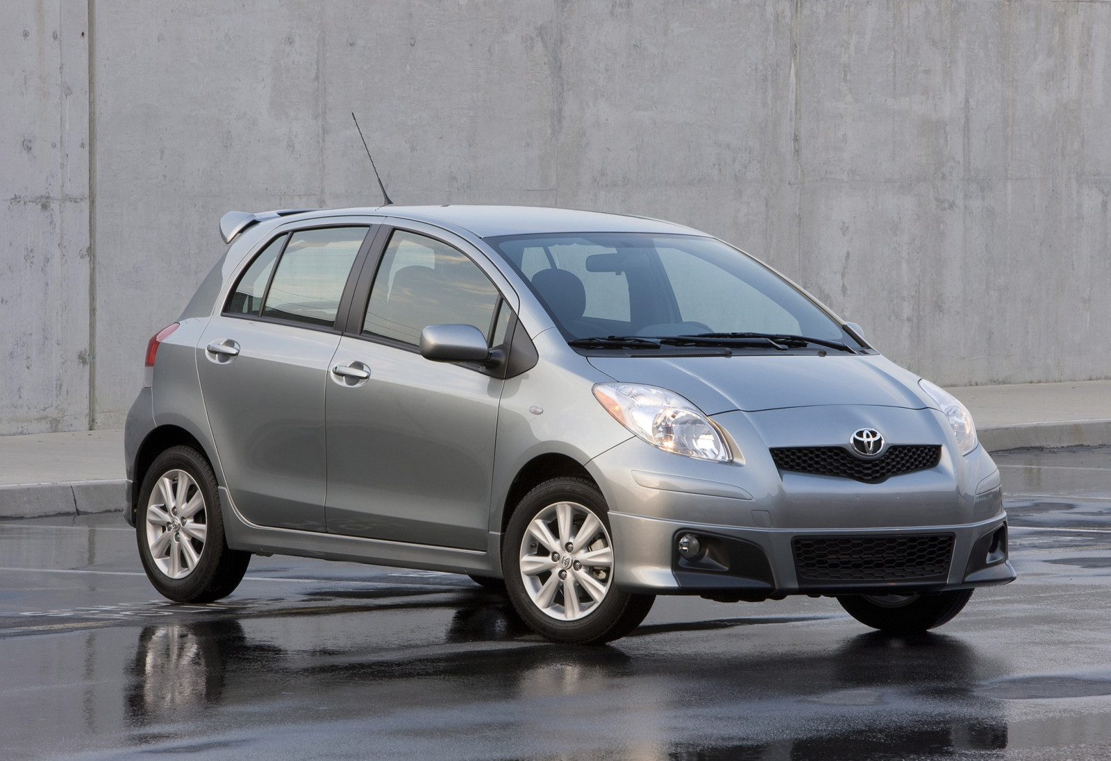 Bmw Of Fresno >> 2010 Toyota Yaris Review, Ratings, Specs, Prices, and Photos - The Car Connection