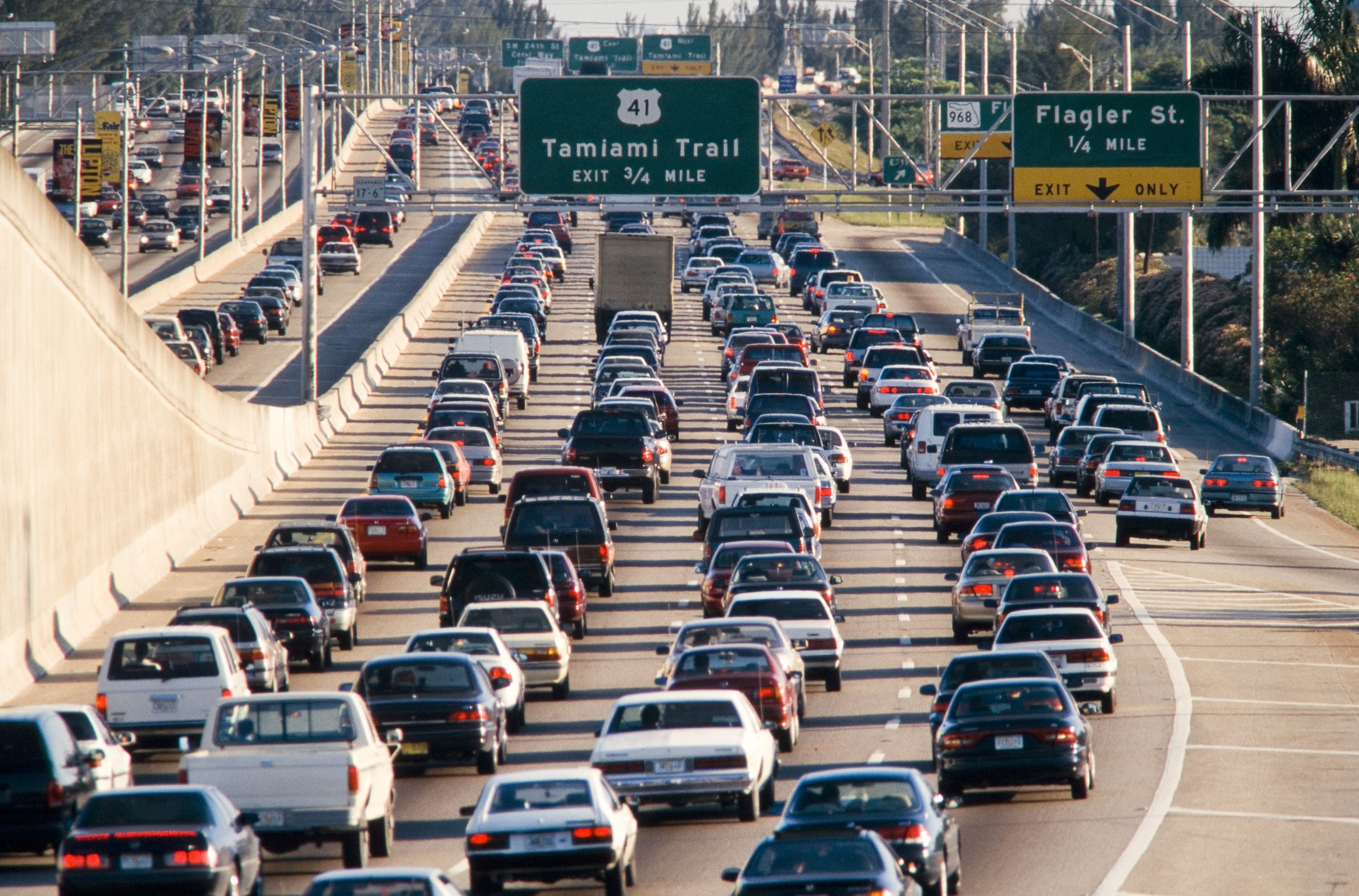 10 Most Congested Highways Amp Cities In The U S