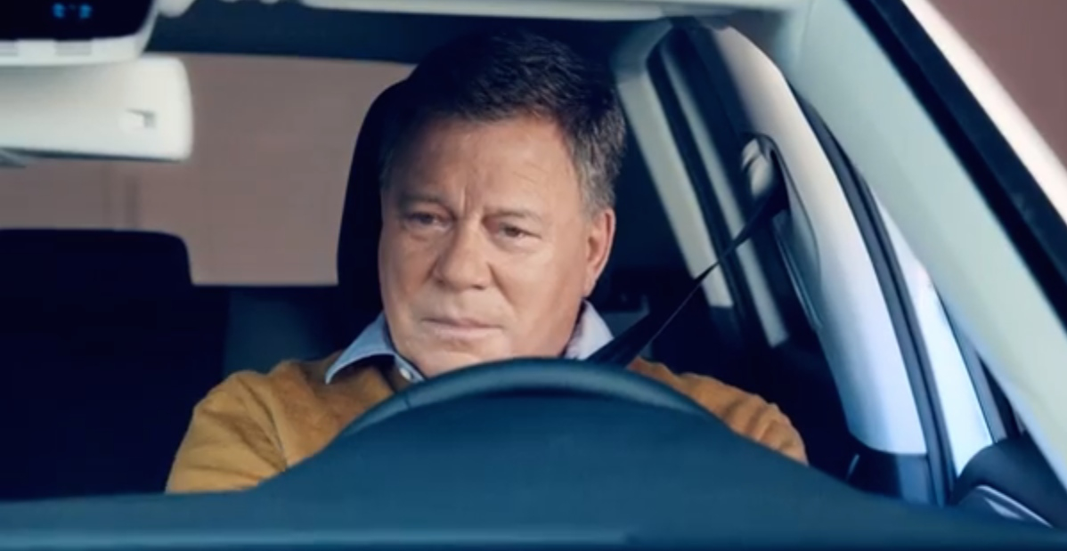 Captain Kirk Mr Spock Discuss Vw Electric Cars In New Ad