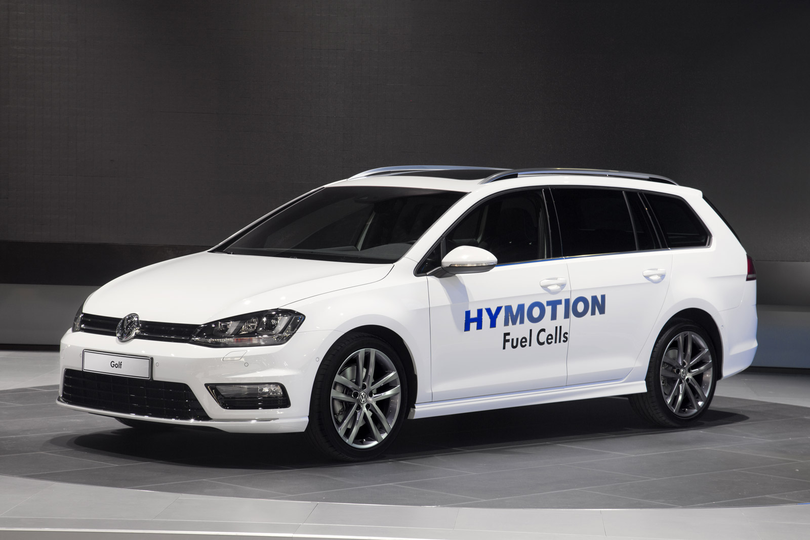 West Coast Auto Sales >> Volkswagen Golf SportWagen HyMotion: Hydrogen Fuel-Cell Concept At LA Auto Show