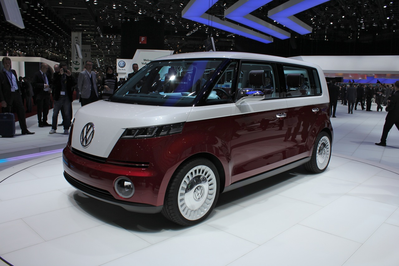 electric volkswagen bus teased again will it be real this time. Black Bedroom Furniture Sets. Home Design Ideas