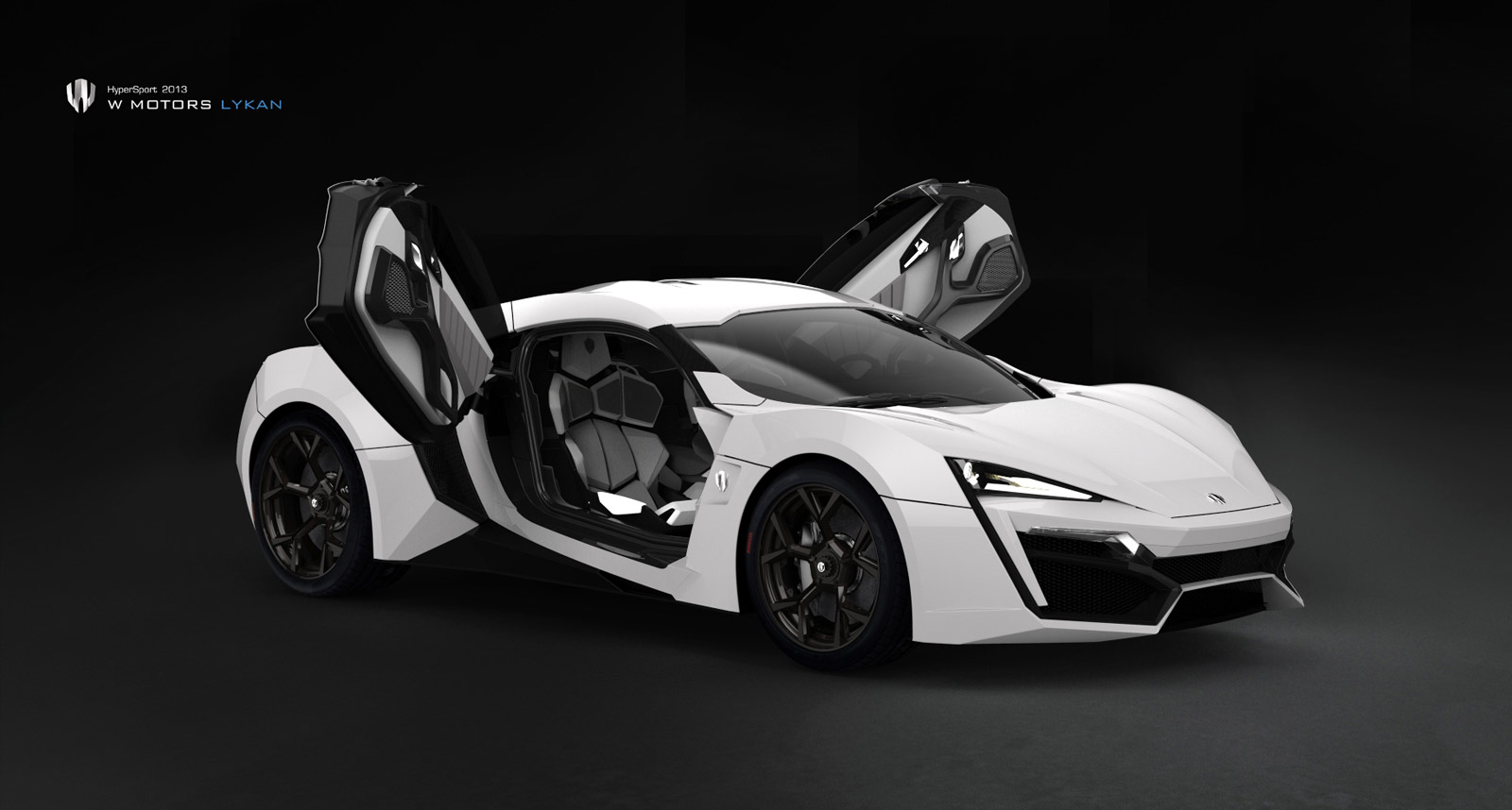 W Motors Lykan Hypersport 100433693