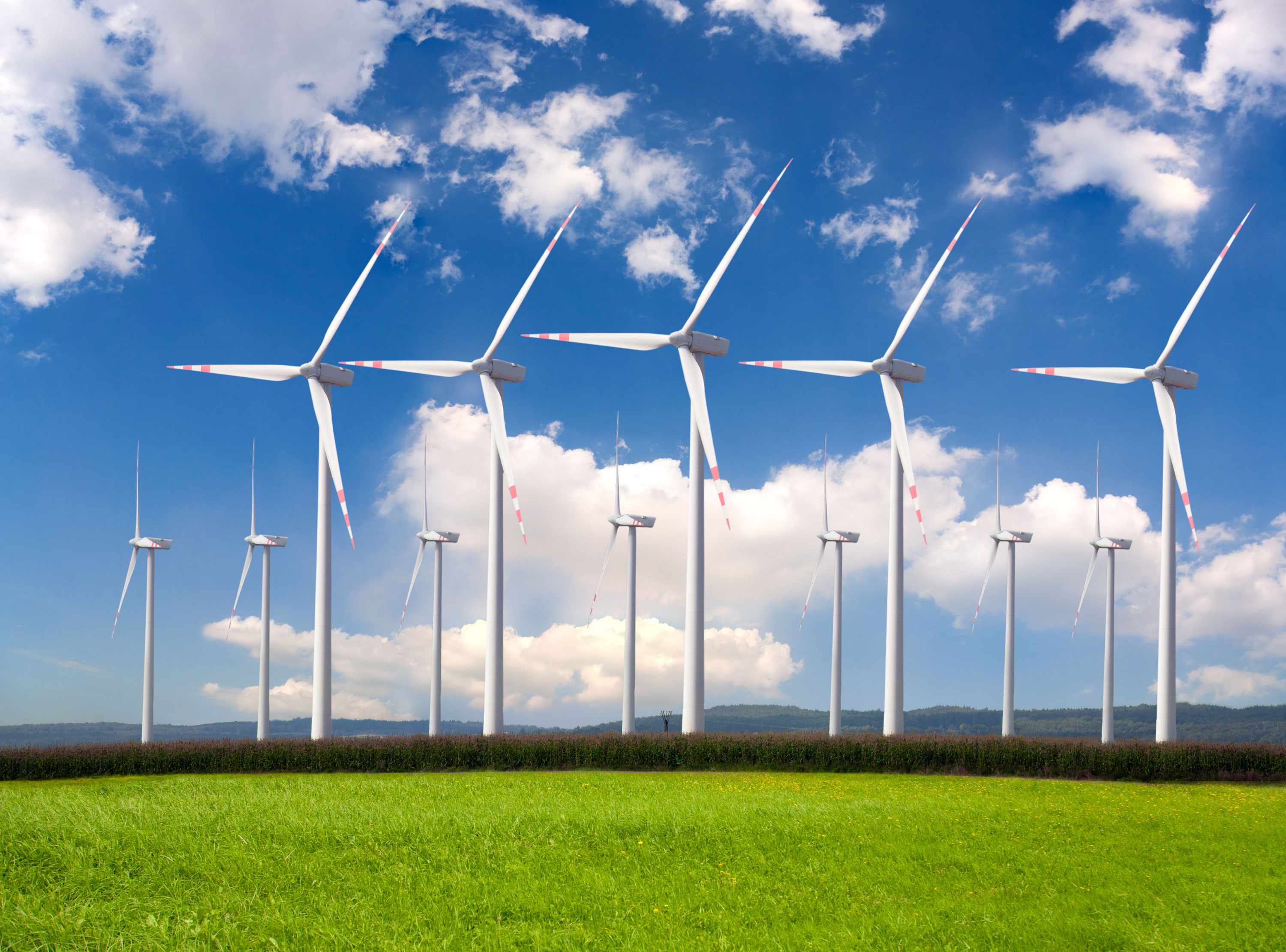 Long Lived Clean Power Wind Turbines Last 25 Years Study