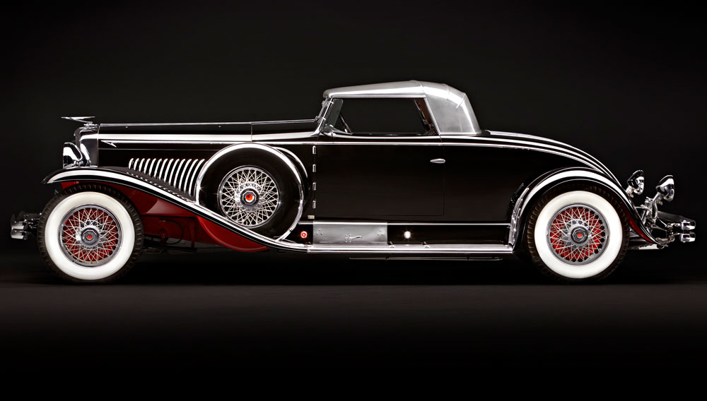 1931 Duesenberg Model J Owned By George Whittell Jr At