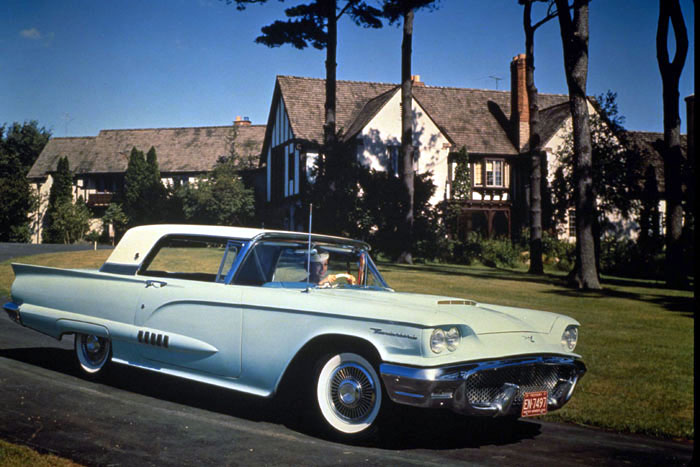 1958 Ford Thunderbird For Sale 1958 Ford Thunderbird Not
