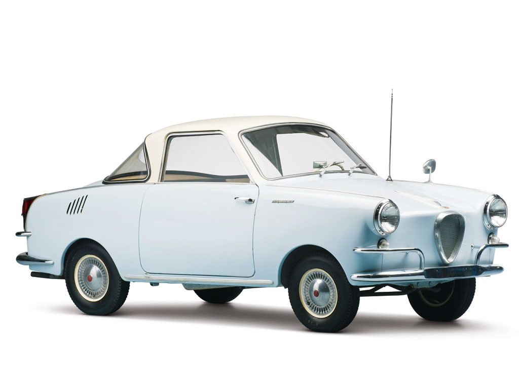 1959 Glas Isard 400 Coupe From The Bruce Weiner Microcar
