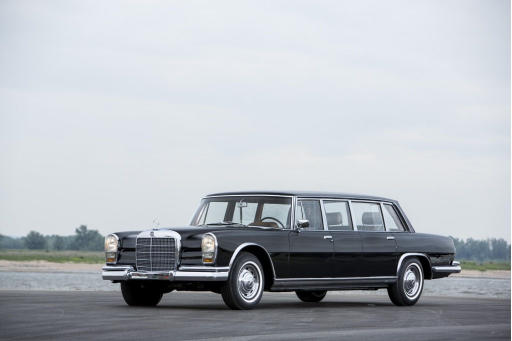 Image 1965 mercedes benz 600 pullman image bonhams for Mercedes benz 600s