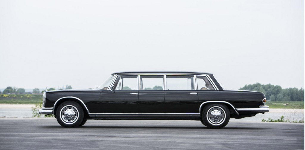 1965 Mercedes Benz 600 Pullman Going Up For Auction
