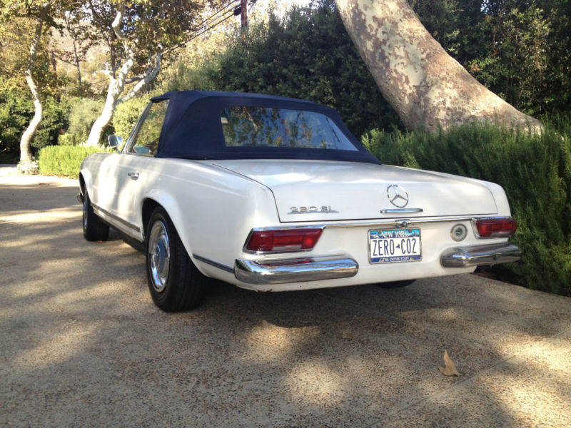 Converted mercedes sl electric car on ebay is a real beauty for Mercedes benz electric cars