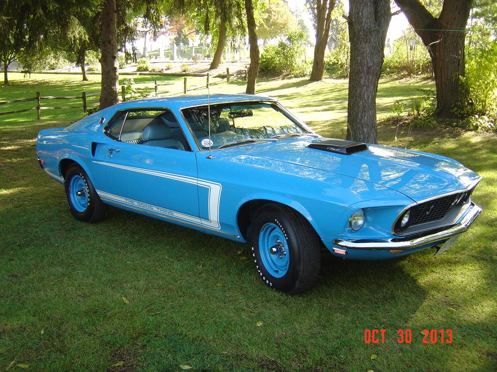 1964 Pre Production Mustang And Other Specials Head To
