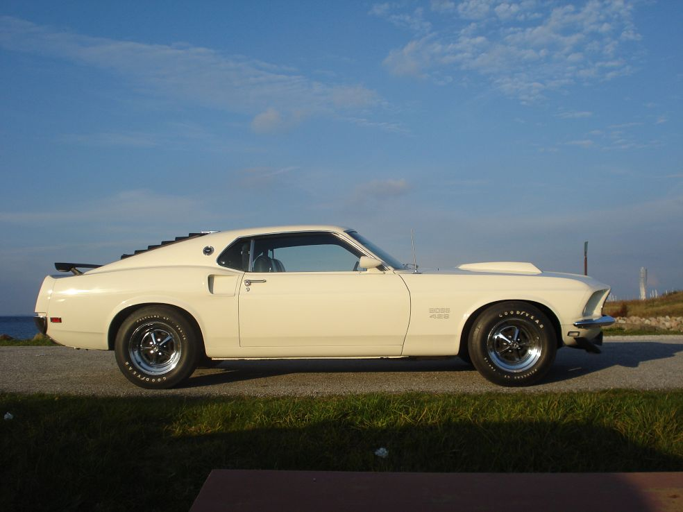 1969 ford mustang boss 429 for sale in sweden
