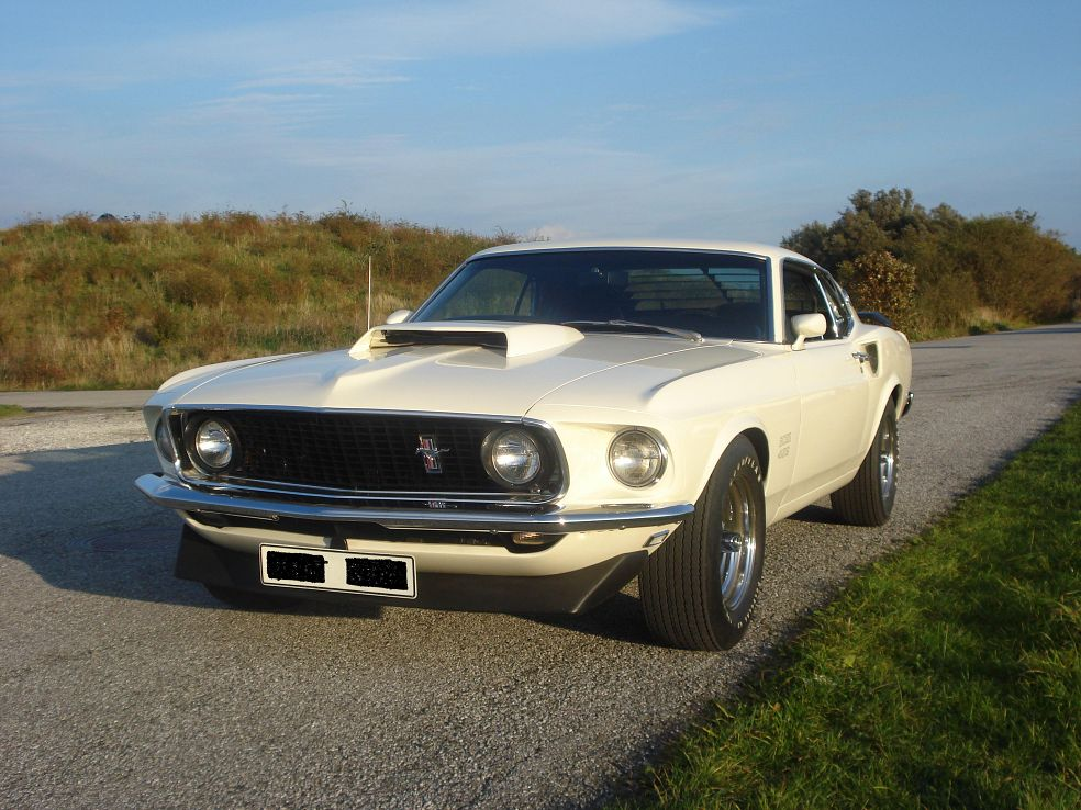 1969 Ford Mustang Boss 429 Price
