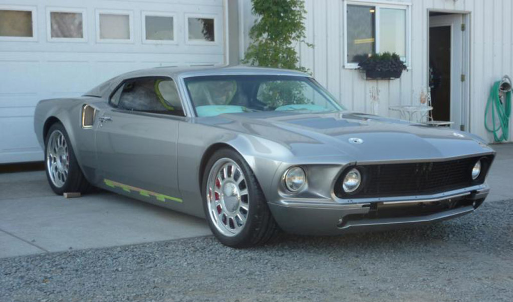1969 Ford Mach 40 1969 Ford Mustang Mach 40