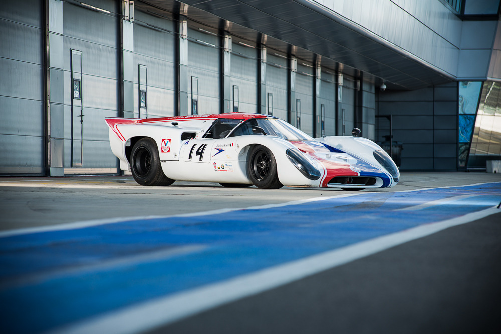 1969 Lola T70 Mk Iii B From Le Mans Heads To Auction