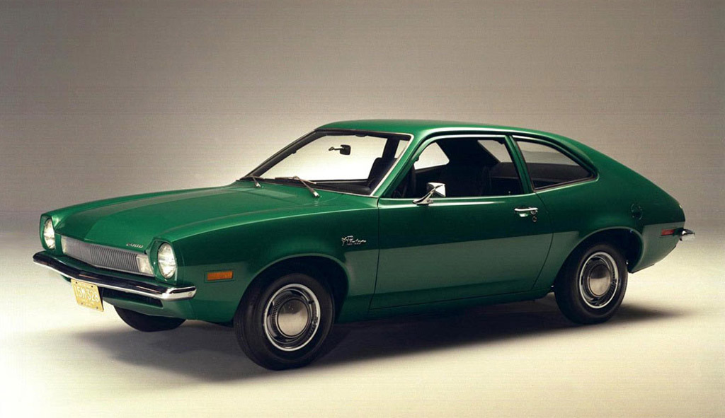 The Ford Pinto Turns 40