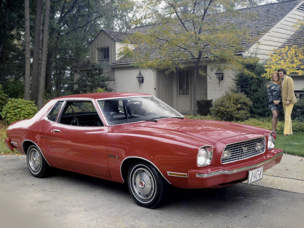 Listing All Cars >> Ford Rationalizes Mustang II As A Good Idea, 40 Years Later