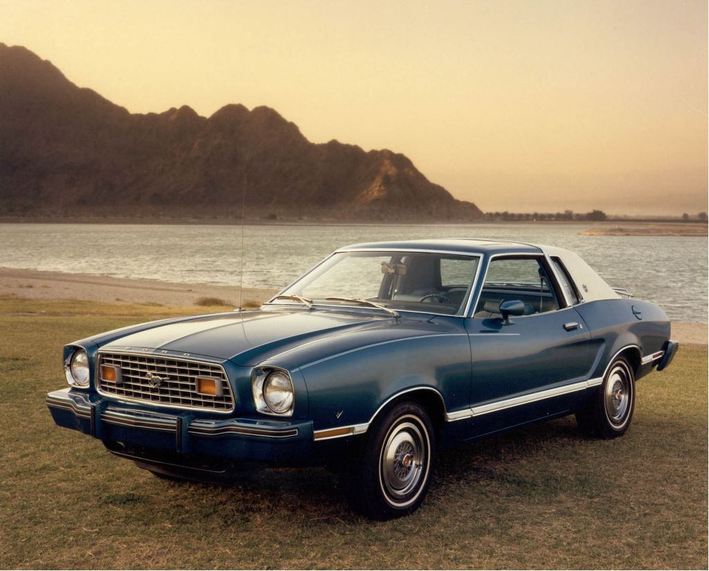 ford rationalizes mustang ii as a good idea 40 years later. Black Bedroom Furniture Sets. Home Design Ideas