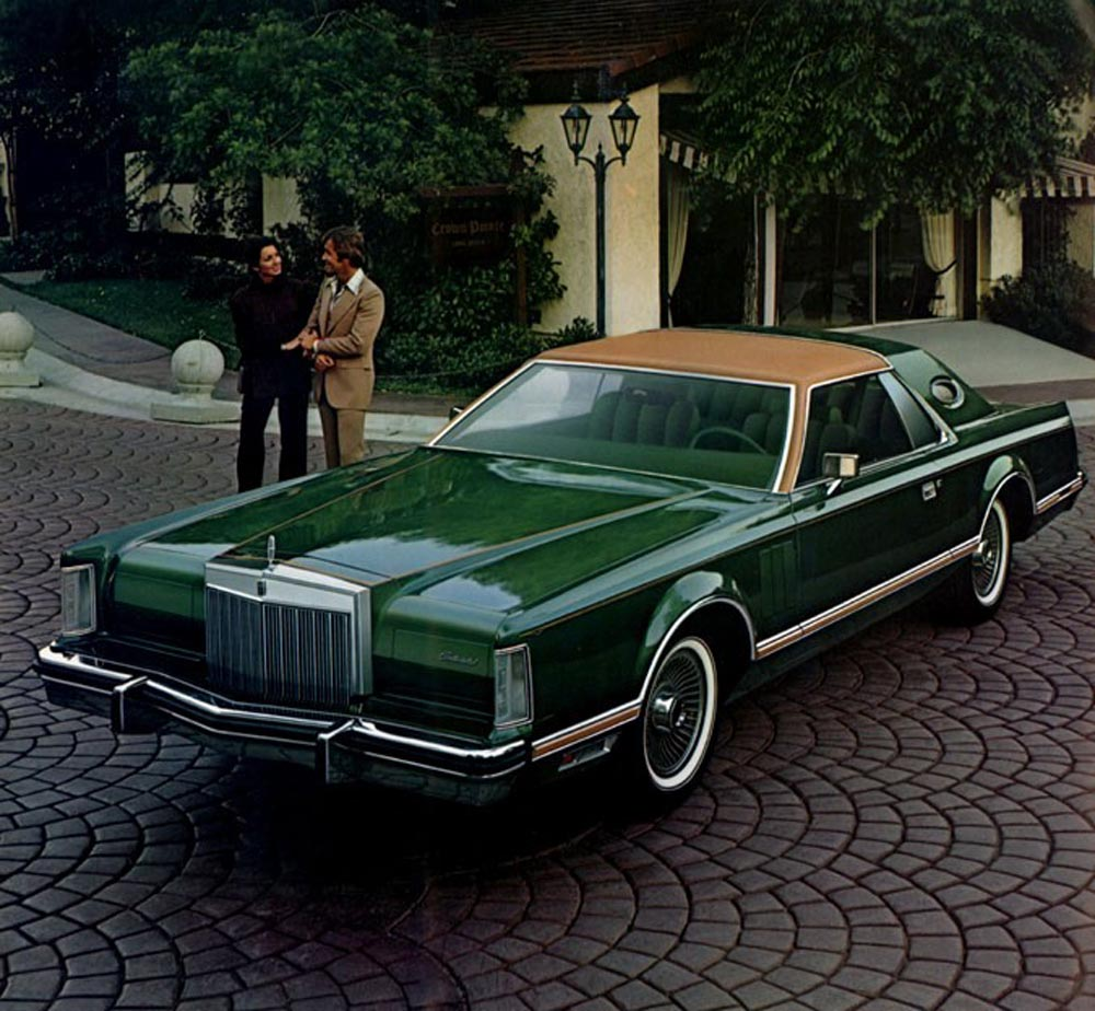 Guilty Pleasure Lincoln Continental Mark V Givenchy Edition