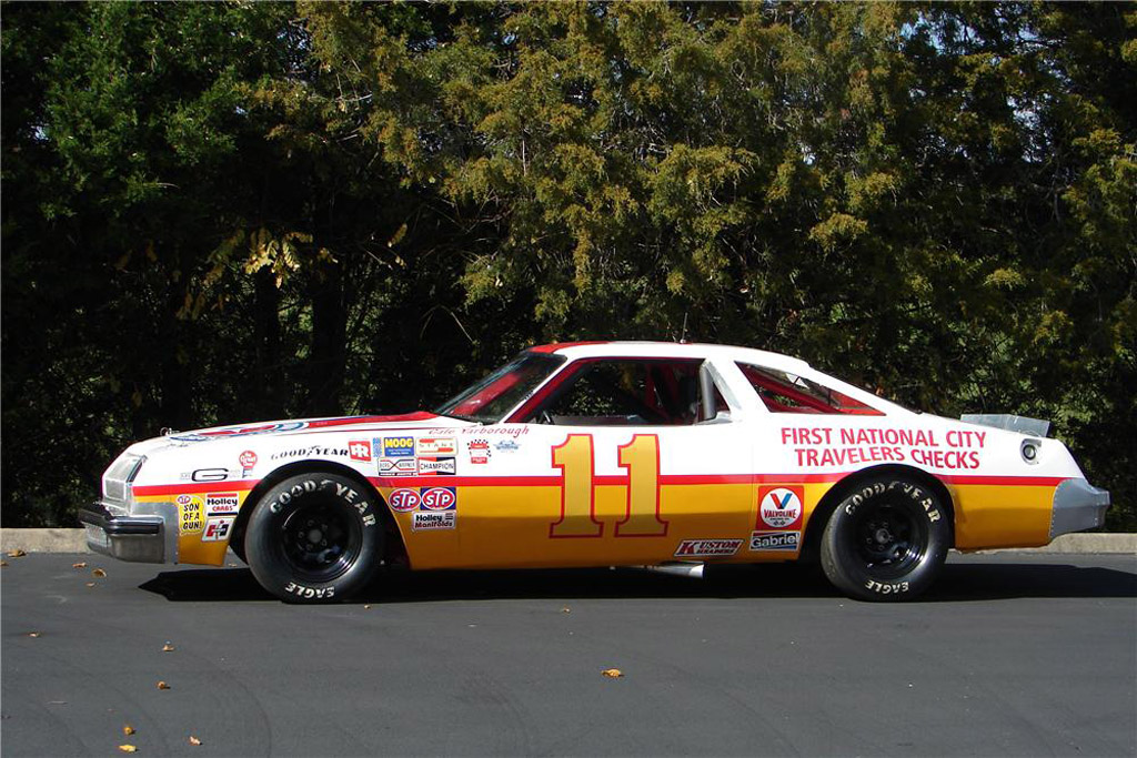 Richard Petty Mustang >> Rare NASCAR-Linked Cars Going On Sale At Barrett-Jackson Scottsdale Auction