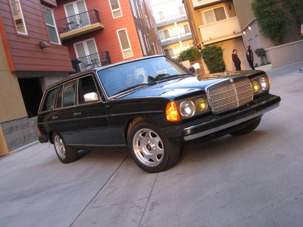 Image 1982 mercedes benz 300td size 1024 x 768 type for Mercedes benz 300td