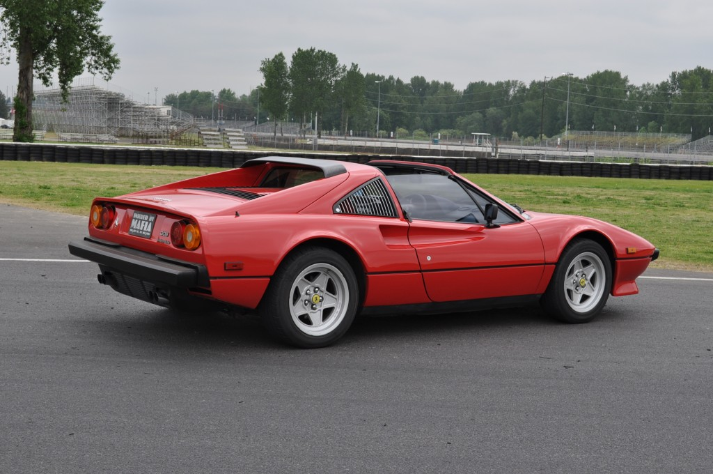 1985 ferrari 308 gtsi qv driven magnum photo gallery. Black Bedroom Furniture Sets. Home Design Ideas