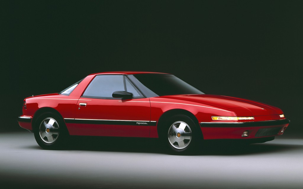 Image 1988 Buick Reatta Size 1024 X 640 Type Gif