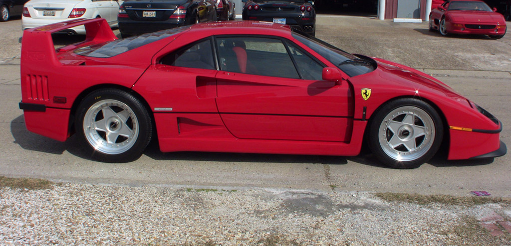 Ebay Watch Ferrari F40 With Buy It Now Price Of 595 000