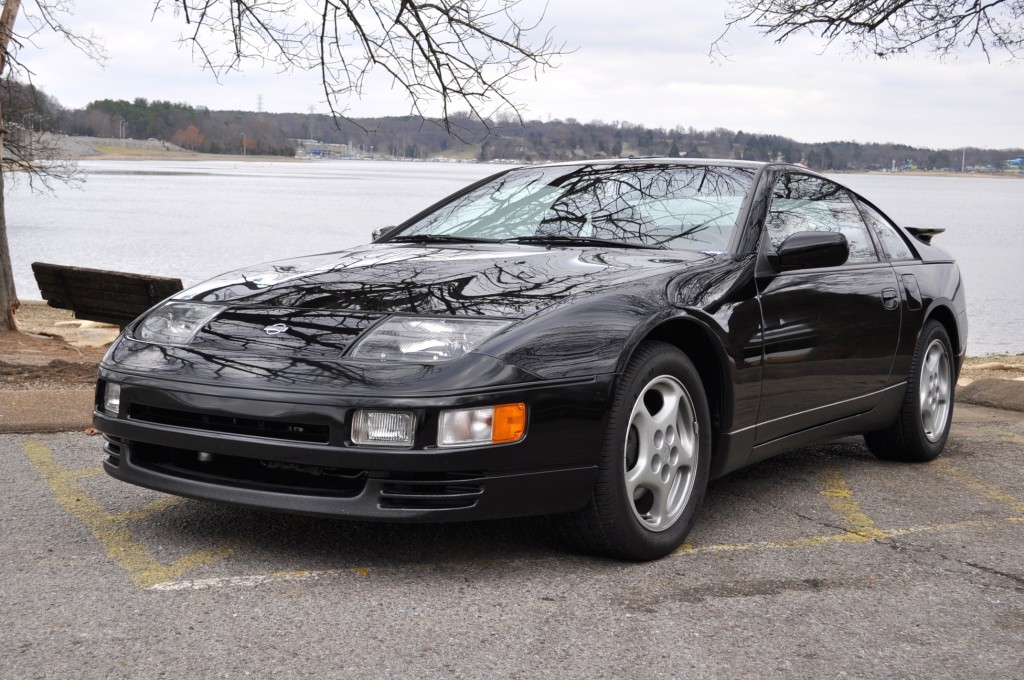 Time Machine Test Drive 1996 300zx Twin Turbo