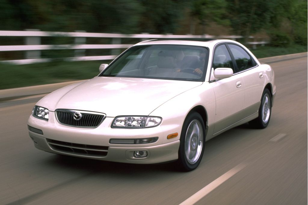 1999 Mazda Millenia Pictures Photos Gallery The Car
