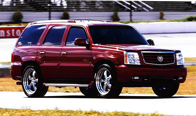 2002 Cadillac Escalade Pictures/Photos Gallery - The Car ...