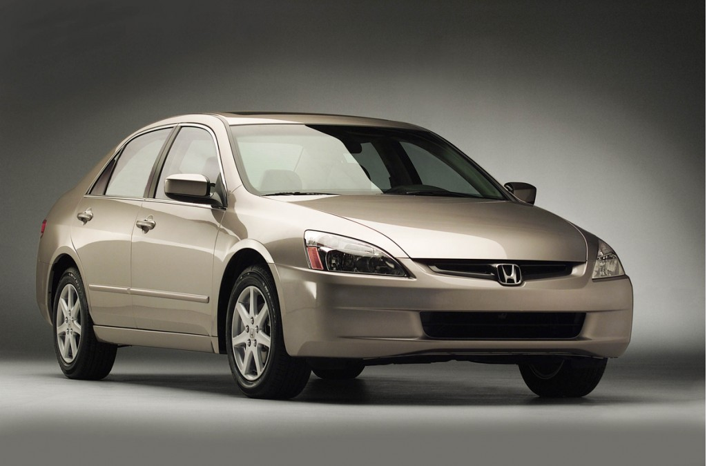 2003 Honda Accord Sedan Pictures Photos Gallery