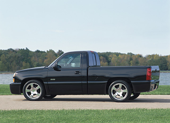 image 2003 chevrolet silverado regular cab ss size 720. Black Bedroom Furniture Sets. Home Design Ideas