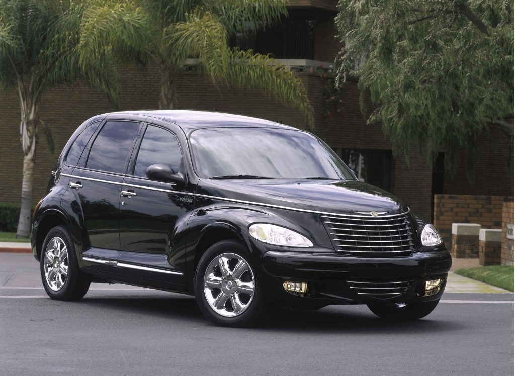 2003 chrysler pt cruiser pictures photos gallery green. Black Bedroom Furniture Sets. Home Design Ideas