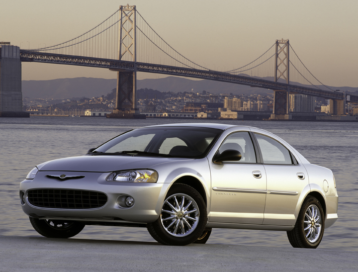 2003 Chrysler Sebring Pictures  Photos Gallery