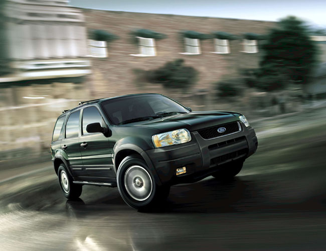 ford escape owners manual software
