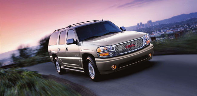2003 gmc yukon xl denali pictures photos gallery green. Black Bedroom Furniture Sets. Home Design Ideas
