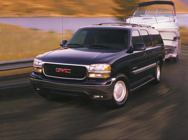 2003 gmc yukon xl pictures photos gallery the car connection. Black Bedroom Furniture Sets. Home Design Ideas