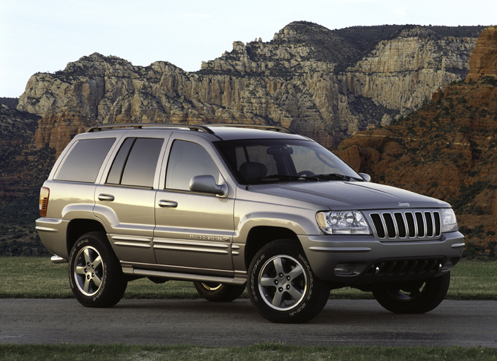 2003 jeep grand cherokee pictures photos gallery motorauthority. Black Bedroom Furniture Sets. Home Design Ideas